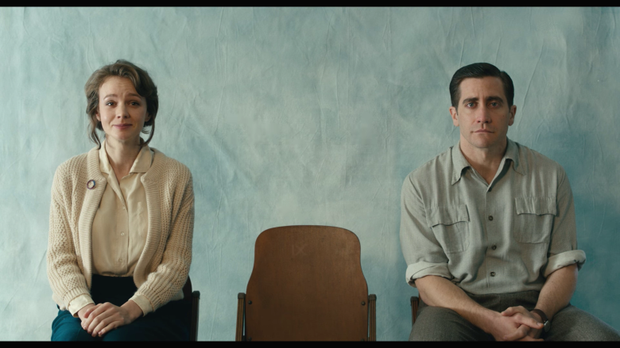 Caery Mulligan and Jake Gyllenhaal in Wildlife