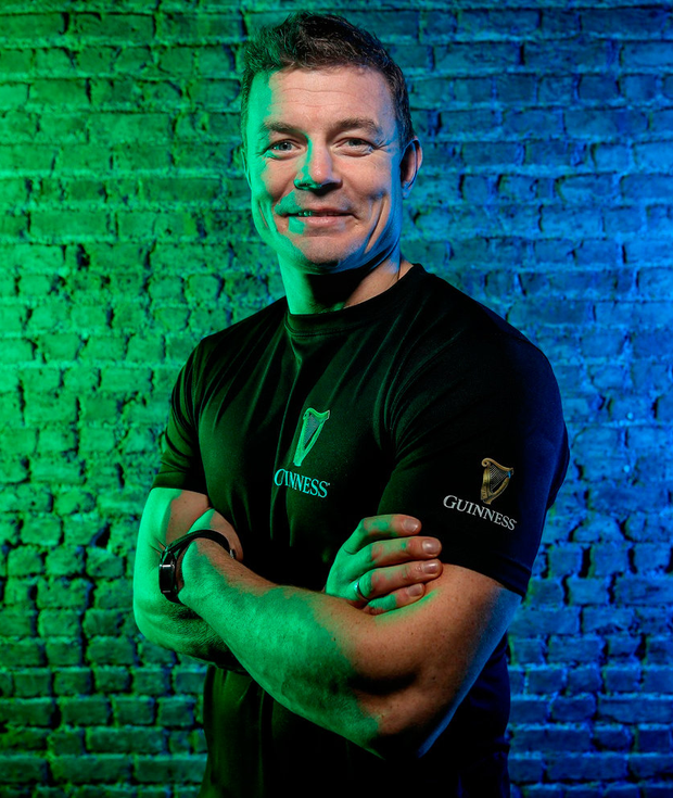 Brian O'Driscoll believes this Ireland team aren't afraid of expectations