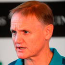 Ireland coach Joe Schmidt. Photo: Piaras Ó Mídheach/Sportsfile