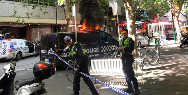 Police kill Melbourne terror attacker