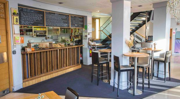 House Café at the Cork Opera House, Emmet Place, Cork. Picture: Cillian Kelly