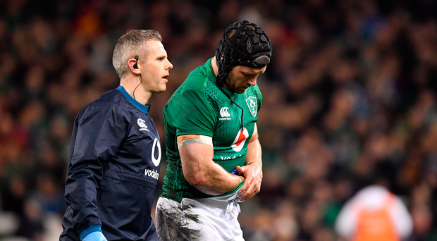 'He's gutted' - More injury misery for Sean O'Brien as Ireland star set for another spell on the sidelines
