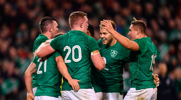 Ireland hold off Argentina challenge - but error-filled display won't be good enough to take down All Blacks