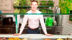 Freshly Chopped co-founder and chief executive Brian Lee said the move is the next step in spreading healthy eating