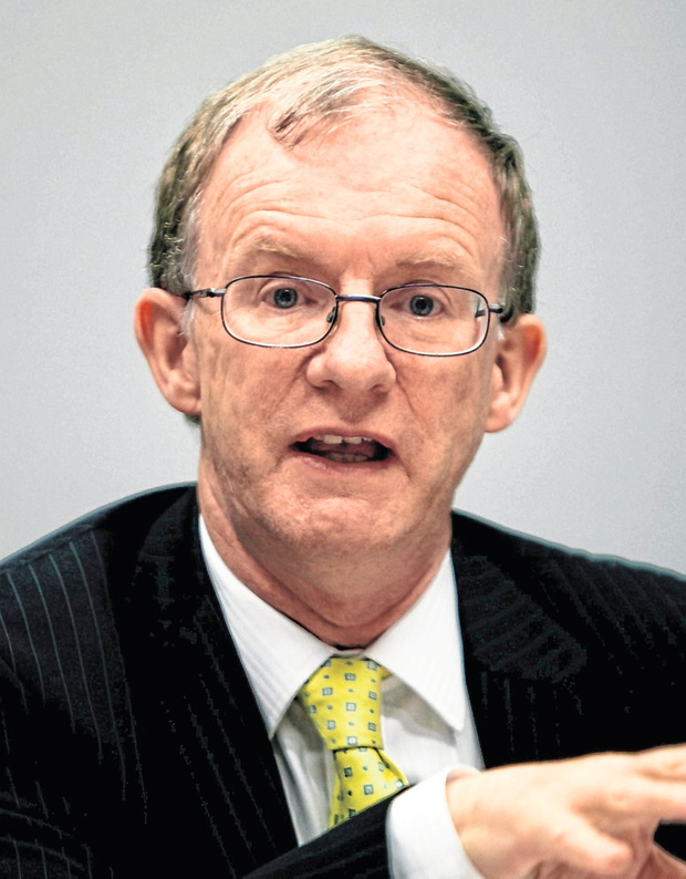 ISIF director Eugene O'Callaghan says the fund's involvement can act as an investment catalyst