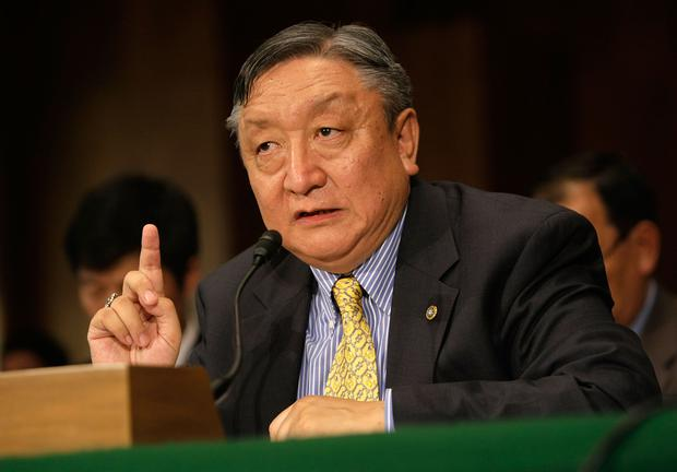Gyari's last post was executive chairman of the International Campaign for Tibet . Photo: Getty Images