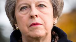 British Prime Minister Theresa May May will have to fight those in her Cabinet and party who are insisting the backstop can only be temporary.