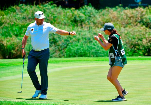 Westwood secures Nedbank Golf Challenge title