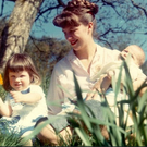 From bliss to desperation: Plath with her children from fellow poet Ted Hughes, Frieda and Nicholas