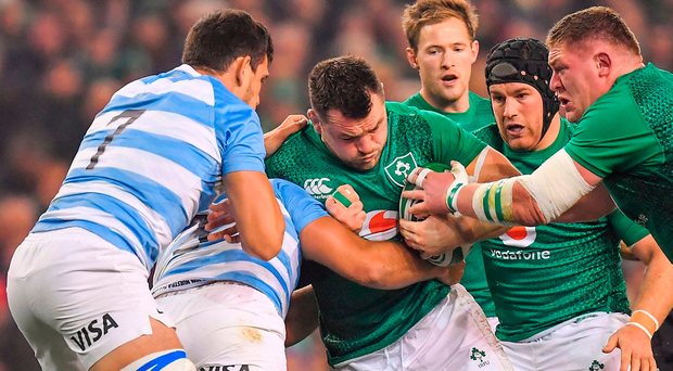 Neil Francis: 'I haven't seen Ireland play this badly in a long time'