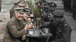 They Shall Not Grow Old (Imperial War Museum/Peter Jackson)
