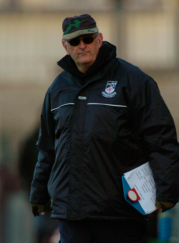 Clarke was best known, nationally, for his four-year stint as Louth senior manager from 1997 to 2001. Pic: Sportsfile