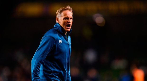 Vincent Hogan: 'The difference with Joe Schmidt is that he doesn't just coach players - he re-wires them'