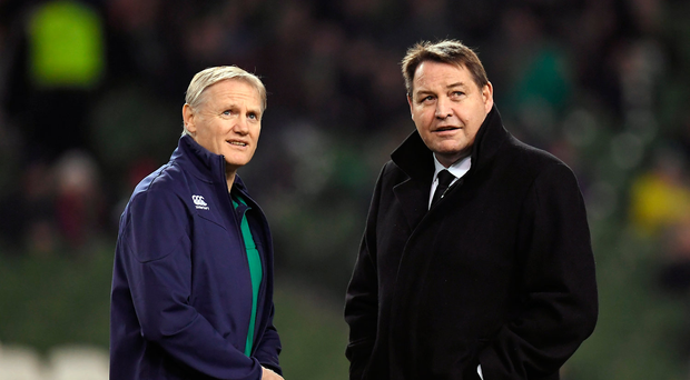 'I've had guys from New Zealand ringing me for six months' - Even Joe Schmidt is struggling for All Blacks tickets