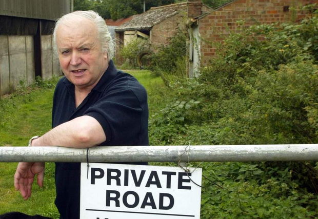 Tony Martin was subject to international media attention after he killed a burglar on his farm in 1999 ( PA )