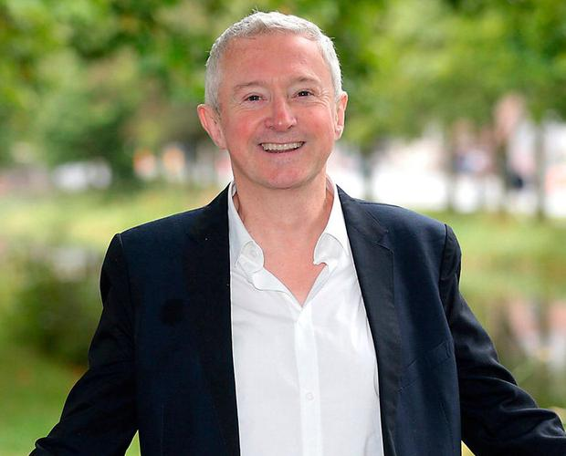 Louis Walsh: no part in the band's farewell. Photo: Brian McEvoy