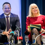 Pictured at the launch of the Gender Action Plan 2018 - 2020 were, from left, An Taoiseach Leo Varadkar TD and Minister of state for Higher Education Mary Mitchell O'Connor, TD. Iain White / Fennell Photography.