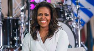 Former US First Lady Michelle Obama. Photo: Charles Sykes/Invision/AP, File