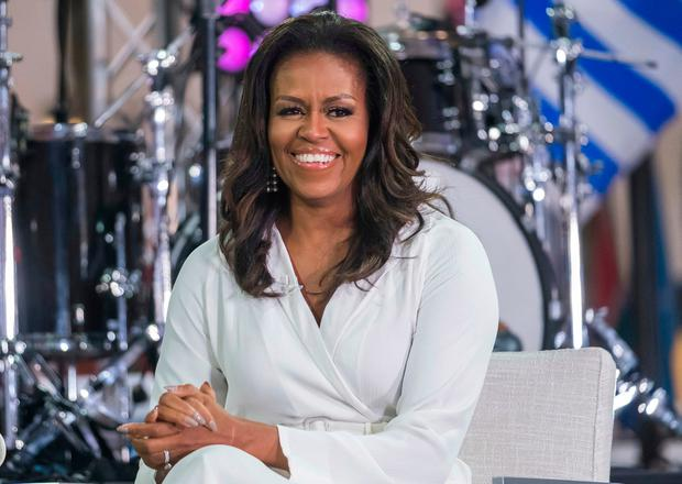 b19940d80bde Former US First Lady Michelle Obama. Photo  Charles Sykes Invision AP