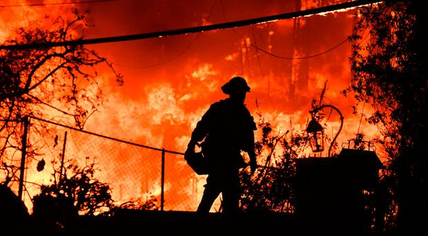 Wildfires are now US state's deadliest ever as 31 are killed