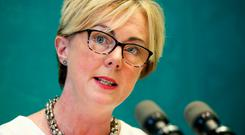 Social Protection Minister Regina Doherty. Picture: Steve Humphreys