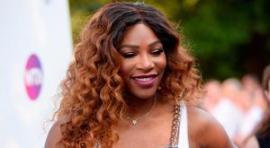 Serena Williams attends the Women's Tennis Association (WTA) Tennis on The Thames evening reception at OXO2 on June 28, 2018 in London, England