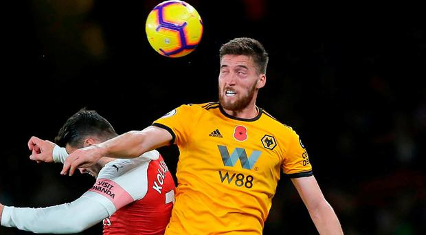 Facial injury rules Matt Doherty out of games with Northern Ireland and Denmark