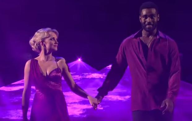 Evanna Lynch and her partner Keo have made it through to the Dancing with the Stars US final