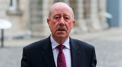 Campaign of calumny: Former commissioner Martin Callinan. Picture: Collins