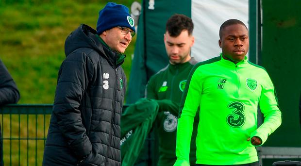 'This is the country he wants to play for' - Top prospect Michael Obafemi is '100pc committed to Ireland'