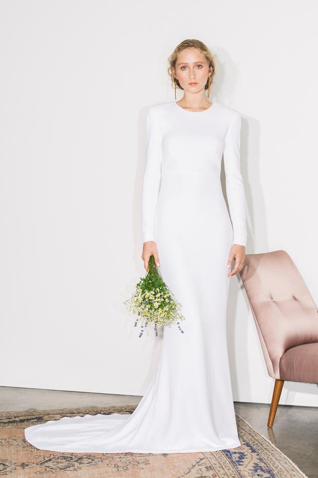 51c2ea7ac0b6 Stella McCartney launches her first ever bridal collection - with a ...