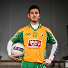 14 November 2018; Corofin and Galways Ian Burke is pictured ahead of the AIB GAA Connacht Senior Football Championship Final where they face Ballintuber on Sunday, November 25th at MacHale Park. Photo by David Fitzgerald/Sportsfile