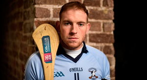 14 November 2018; Na Piarsaigh and Limericks Shane Dowling is pictured ahead of the AIB GAA Munster Senior Hurling Club Championship Final where they face Ballygunner on Sunday, November 18th at Semple Stadium. Photo by David Fitzgerald/Sportsfile