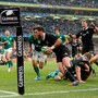 New Zealand's Ryan Crotty breaks Irish hearts in 2013. Picture credit: Stephen McCarthy / SPORTSFILE
