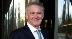 Peter Casey ran for president. Photo: Damien Eagers