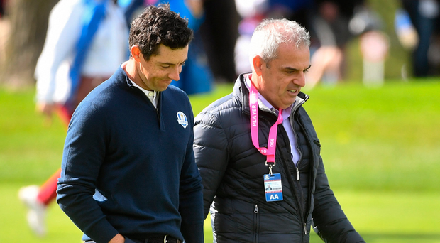 'It's quite extraordinary' - Paul McGinley finding it 'hard to understand' Rory McIlroy's European Tour snub