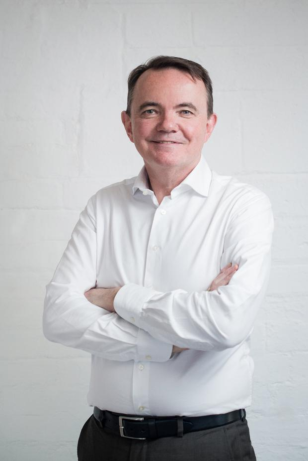 New horizons: Altocloud founder Barry O'Sullivan sits on the board of Genesys and advises venture firm Permira as well as investing in medtech startups