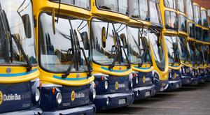 Bus Connects involves the creation of 230km of dedicated bus lanes, as well as 200km of cycle routes. Photo: Rollingnews.ie
