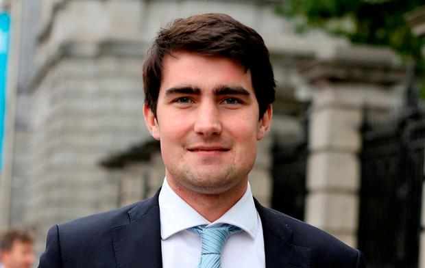Query: Fianna Fáil TD Jack Chambers lodged a question on the scandal. Photo: Tom Burke