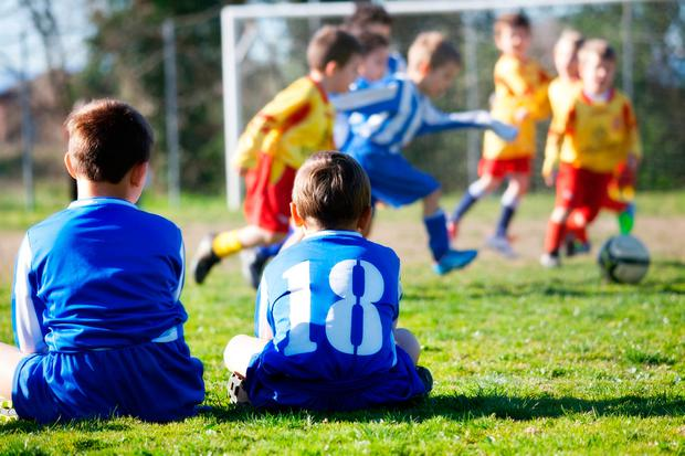 Reports of bad behaviour - particularly by parents of young people involved in sports - are becoming increasingly common. (Stock image)