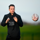New Zealand's Ben Smith is feeling sharp after taking a sabbatical from the game. Photo: Sportsfile
