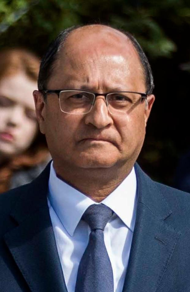 File photo dated 12/8/2018 of Shailesh Vara who has quit as Minister of State for Northern Ireland, saying he cannot support Theresa May's Brexit agreement, which he said