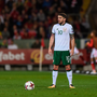 9 October 2017; Robbie Brady of Republic of Ireland during the FIFA World Cup Qualifier Group D match between Wales and Republic of Ireland at Cardiff City Stadium in Cardiff, Wales. Photo by Seb Daly/Sportsfile