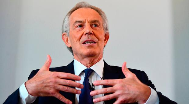 Tony Blair: 'Deal is Brexit in name only - it's the worst of both worlds'