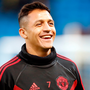 Manchester United's Alexis Sanchez. Photo: PA