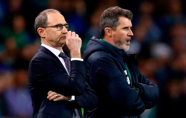 Martin O'Neill leaves role as Republic of Ireland manager