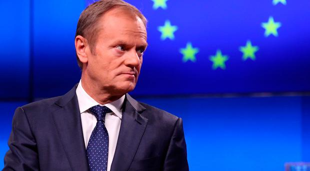 EU prepared for Britain to cancel Brexit: Tusk