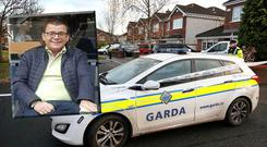 Clive Staunton (50) was killed in shooting in Leixlip, Co Kildare