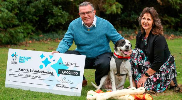 'It really is magic' - couple credit dog's picky eating habits for €1.13m scratchcard win