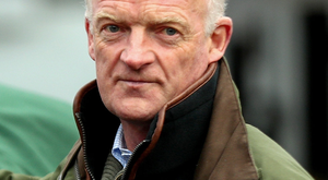 Willie Mullins. Photo: INPHO